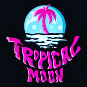 Tropical Moon