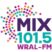 WRAL - Mix 101.5 FM