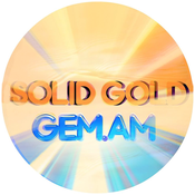 Solid Gold Gem AM