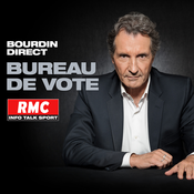 RMC - Bourdin Direct, bureau de vote