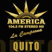 America Stereo Quito 104.5 FM