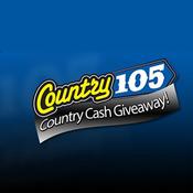 CKTG Country 105 105.3 FM