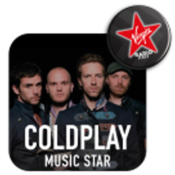 Virgin Radio Italy - MUSIC STAR Coldplay