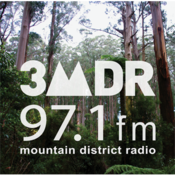 3MDR Mountain District Radio 97.1 FM