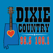 WDXX - Dixie Country 100.1 FM