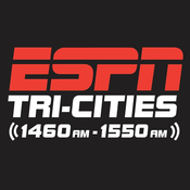 KICS - ESPN Tri-Cities 1460 AM - 1550 AM