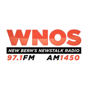 WNOS - WNOS New Bern\'s Newstalk Radio 1450 AM