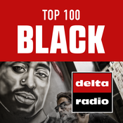 delta radio Top100 Black